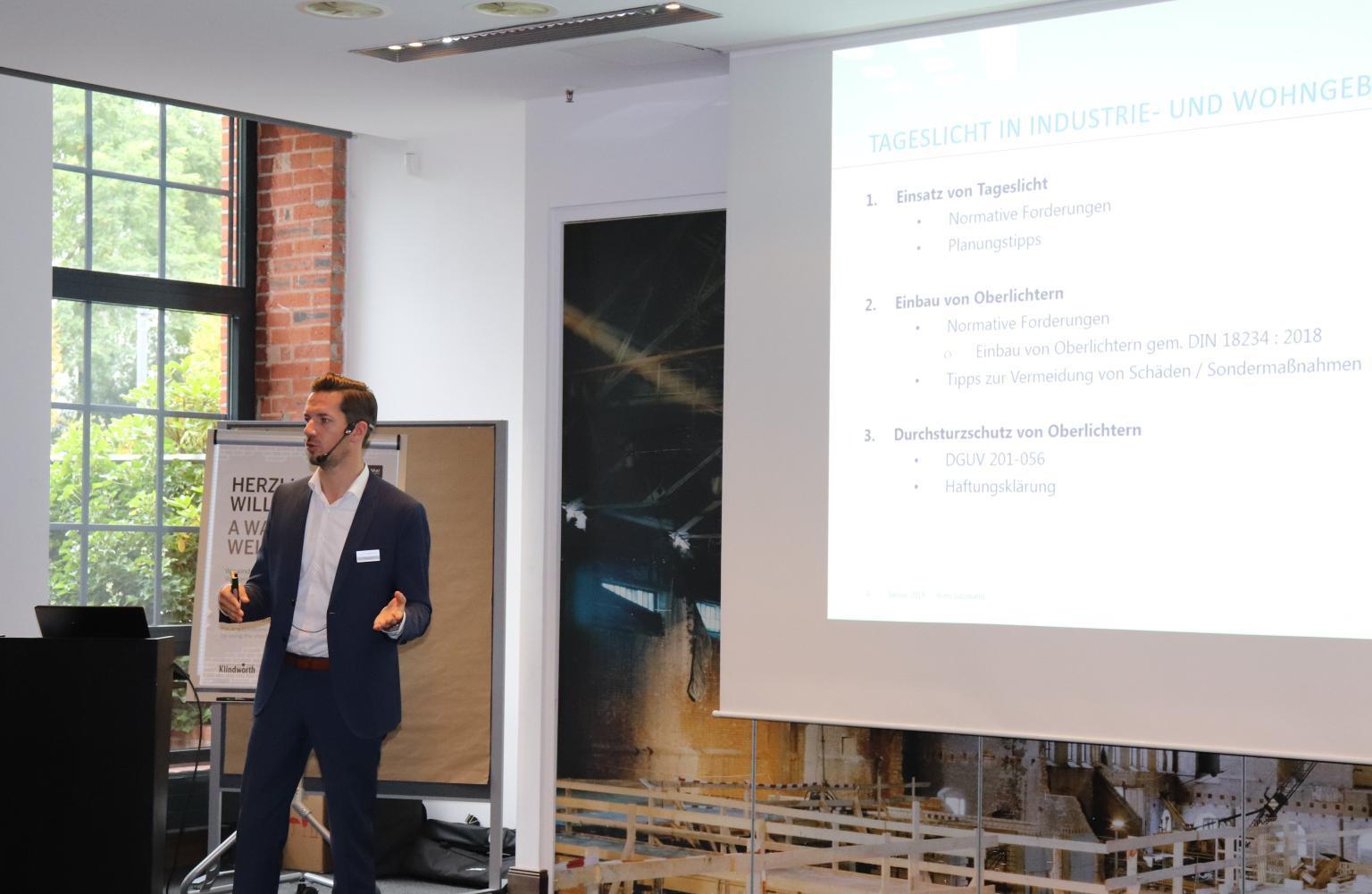 Séminaire Essertec filiale Adexsi à Hamburg en Allemagne