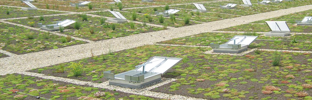 Aération ventilation toiture Mercedes site Adexsi