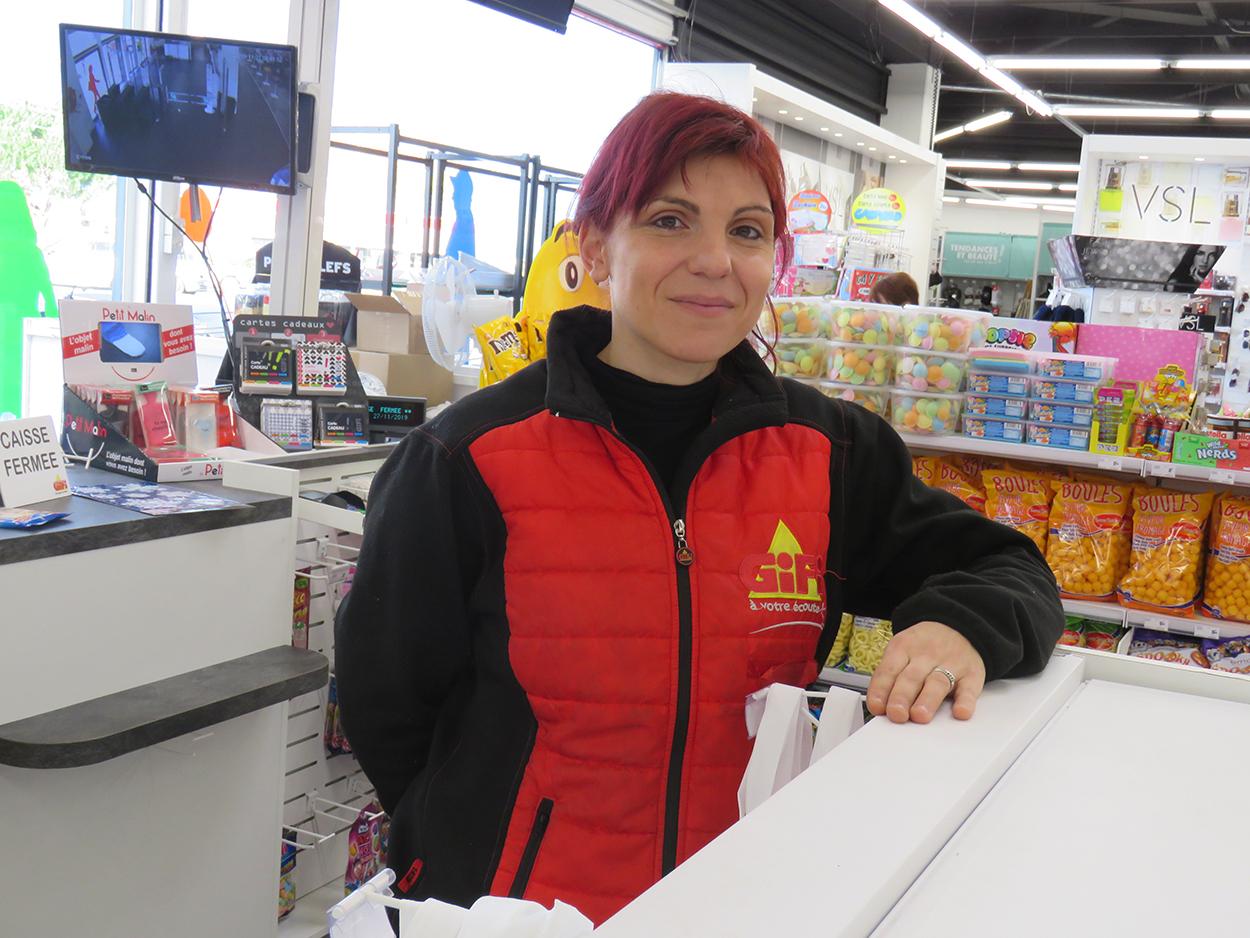 Aurore Nodon, Responsable Gifi Valence