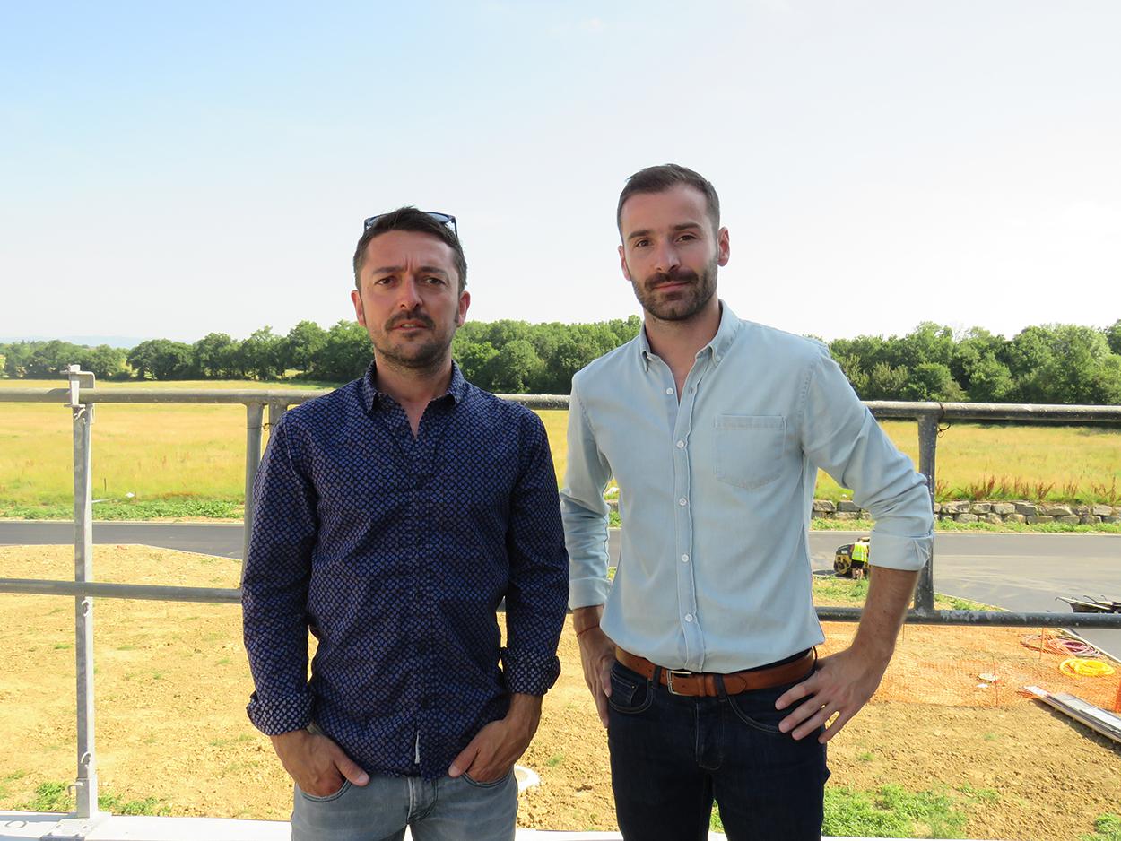 Publireportage Bluetek Adexsi laboratoire Nutergia Aveyron Frédéric Legrux SARL Delbès et Thomas Hugonnenc Nutergia