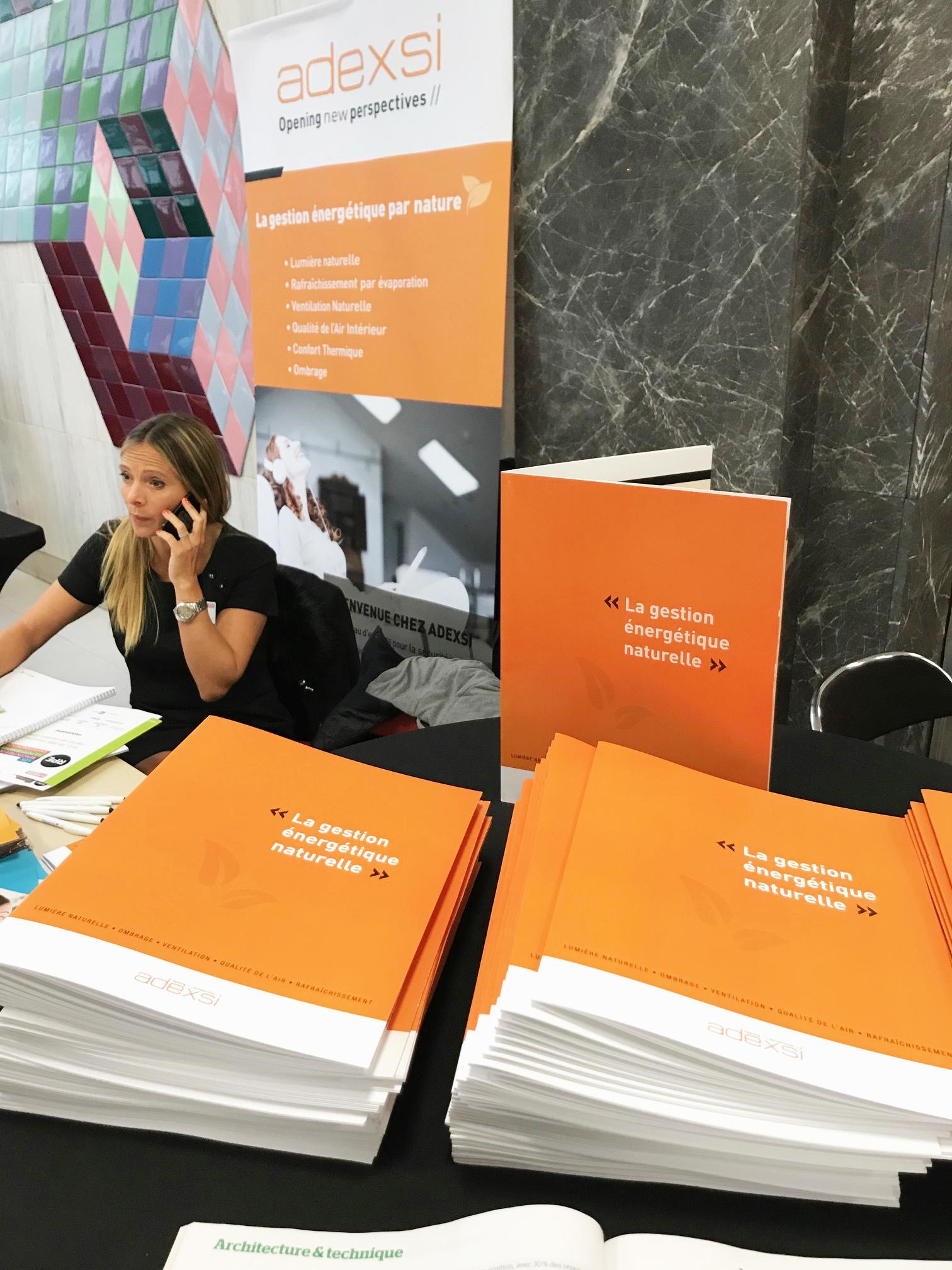 Mireille Fombaron sur les Rencontres de la Performance Environnementale Paris 2018