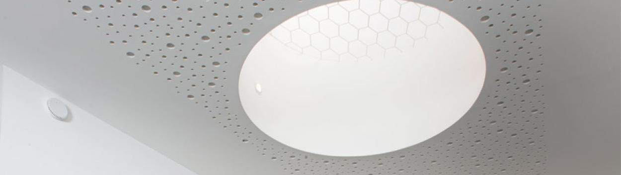 Round skylight dome - Adexsi - Eternit Flachdach