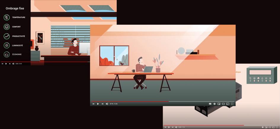 Gestion énergétique et vidéo