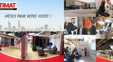 Remerciements Adexsi Bluetek Tellier brise-Soleil Batimat 2019