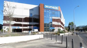 Produits Adexsi Bluetek réalisation Decathlon Marseille