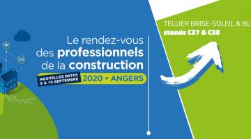 Adexsi filiales Bluetek et Tellier Brise-Soleil sur Untec Angers 2020