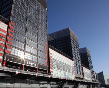 Skema Business School rénovation Bluetek Adexsi