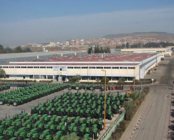 CMT Tractor Factory 1