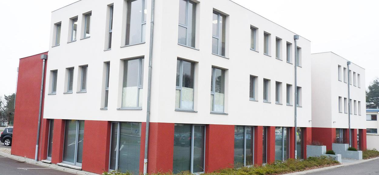 Espace Architecture Saint Avold Moselle actualité Adexsi pour fabricant Bluetek