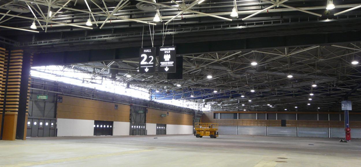 Eurexpo Lyon 11