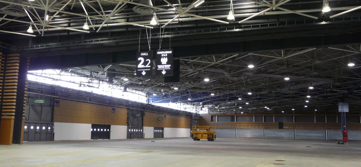Eurexpo Lyon 12