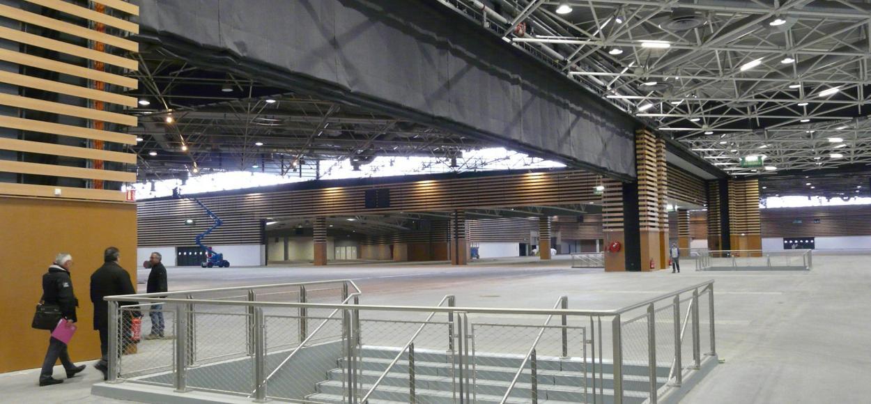 Eurexpo Lyon 3