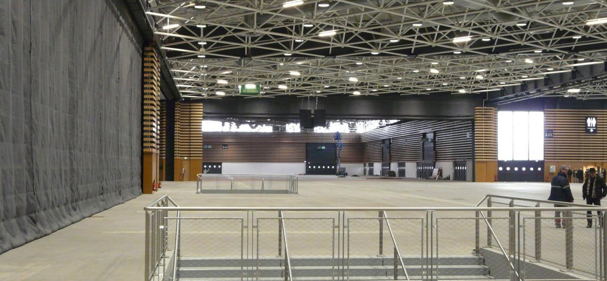 Eurexpo Lyon 8