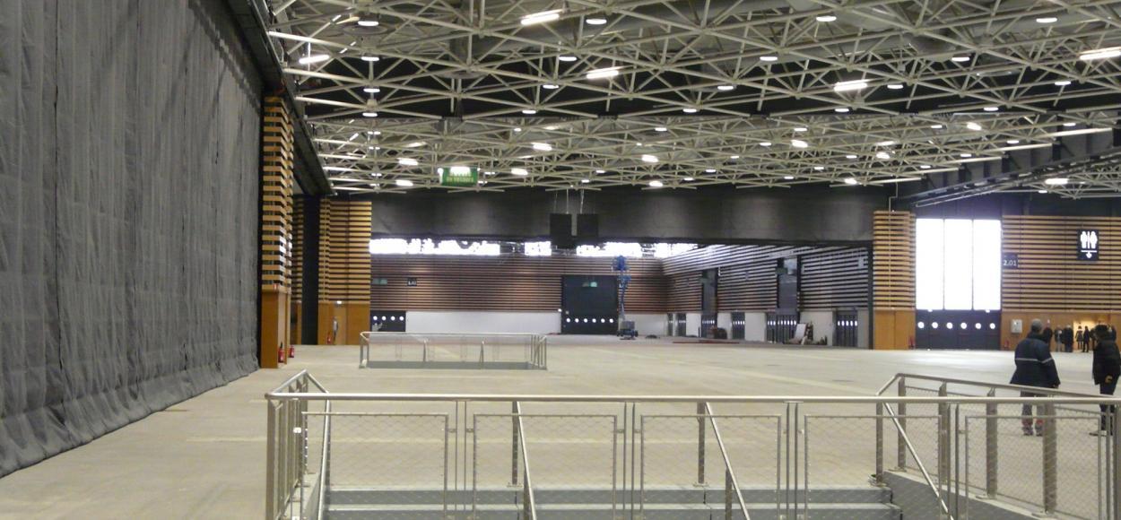 Eurexpo Lyon 9