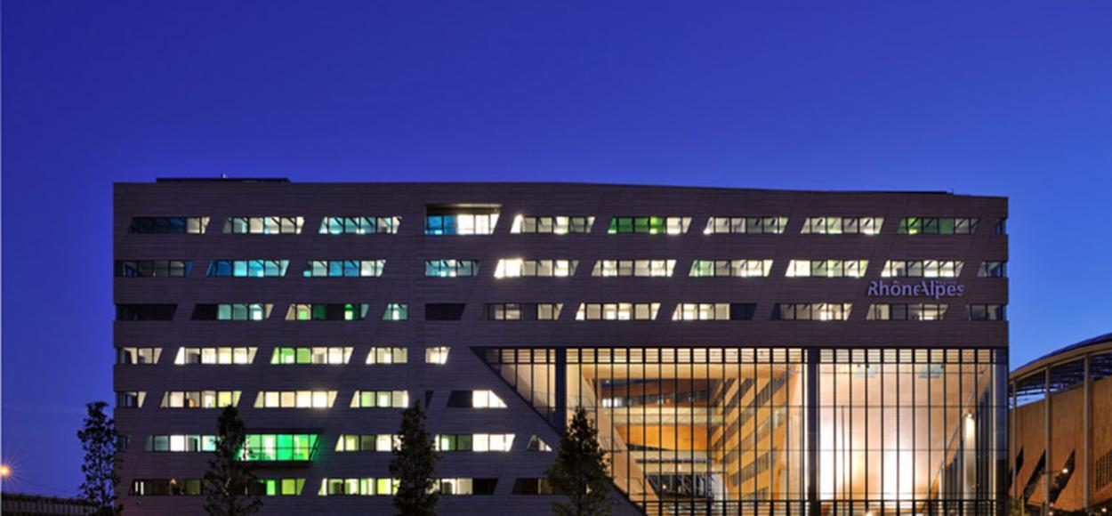 Hotel de région Lyon 8