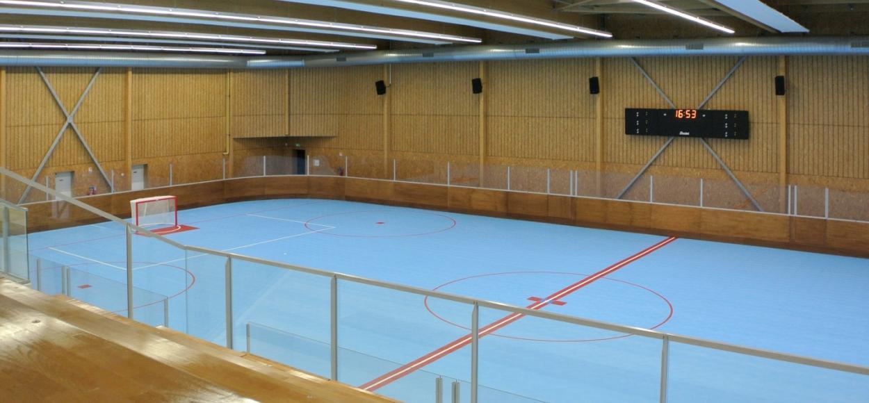 Sports Hall Paris 2