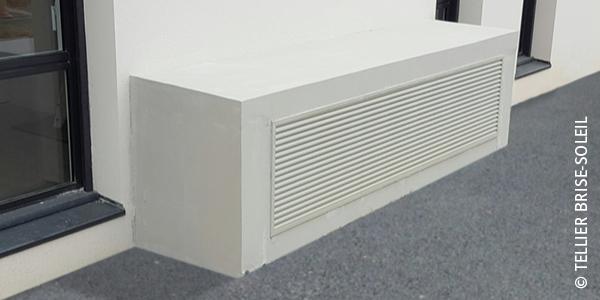Ventilation Tellier Brise-Soleil produits Batimat 2019